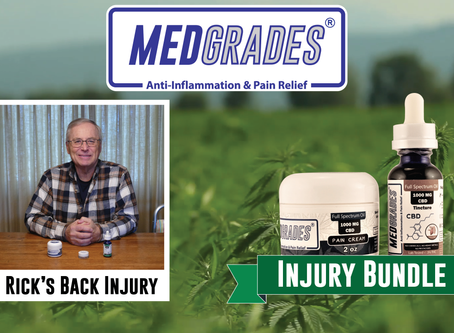Rick's Fall and Back Injury - Recovery Notes - Testimonial