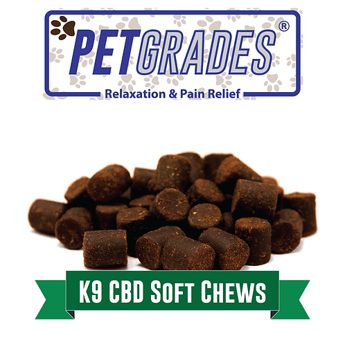 K9 CBD Soft Chews - 45 Count
