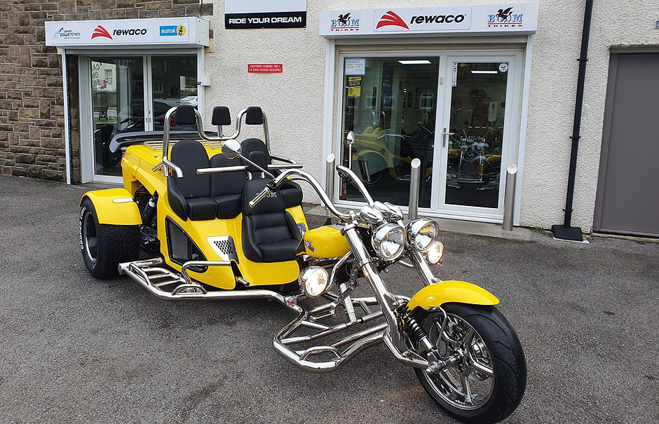Bumblebee our Boom Trike