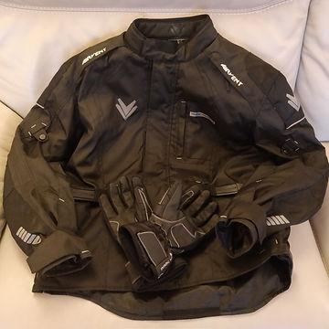 Jacket & gloves