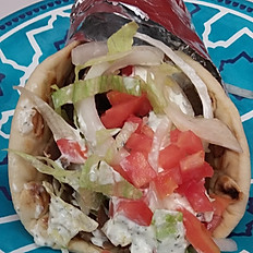 Gyro deluxe with side