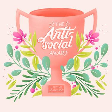 Antisocial Award