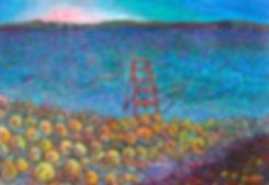 Nine Lights | Oil Painting | Nan Leiter | Artist, Painter