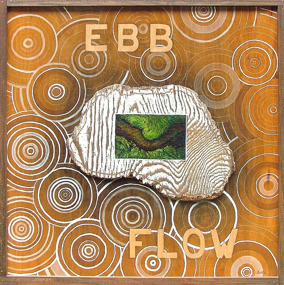 Ebb Flow | Oil Painting | Nan Leiter | Artist, Painter