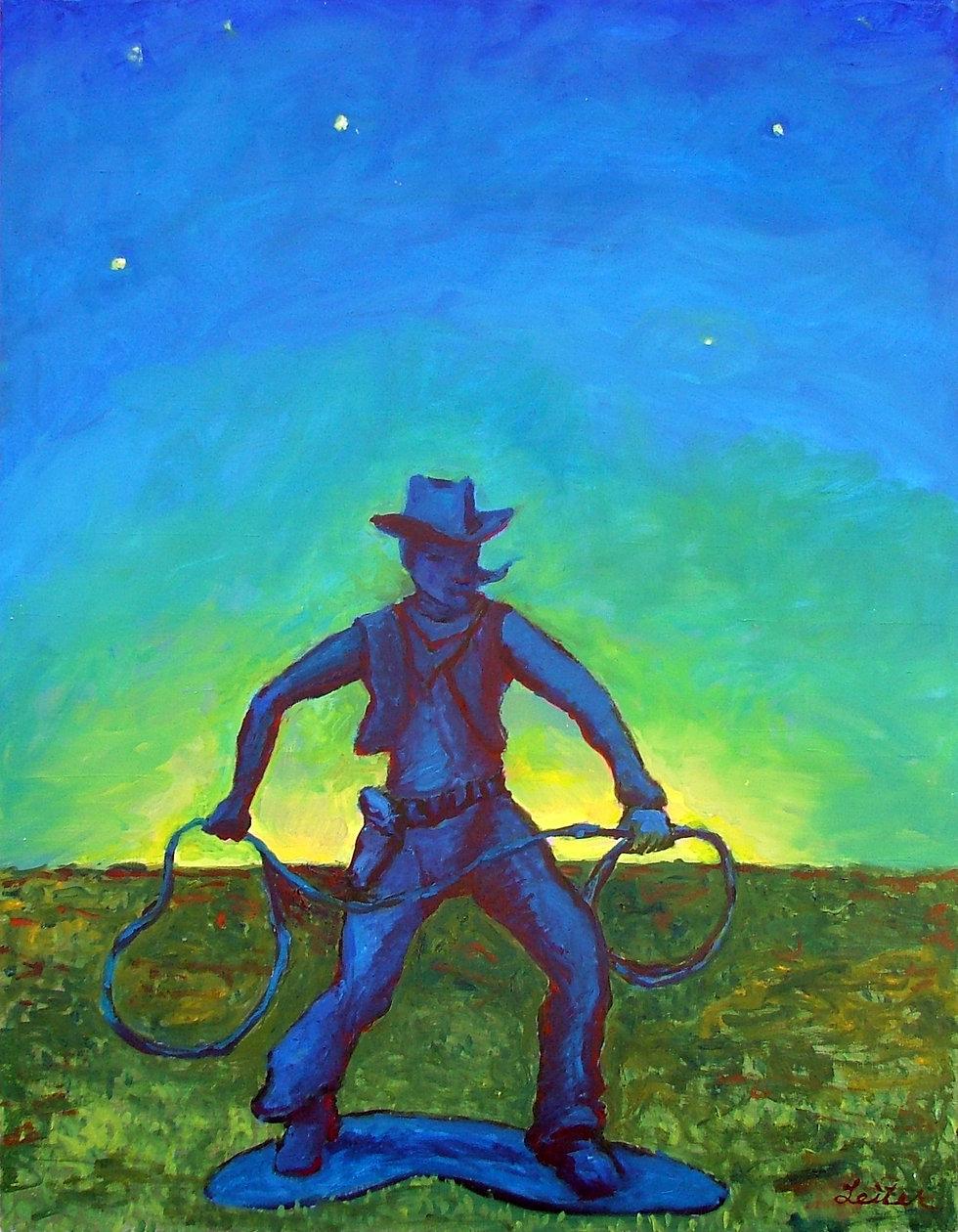 Sundown | Oil Painting | Nan Leiter | Artist, Painter