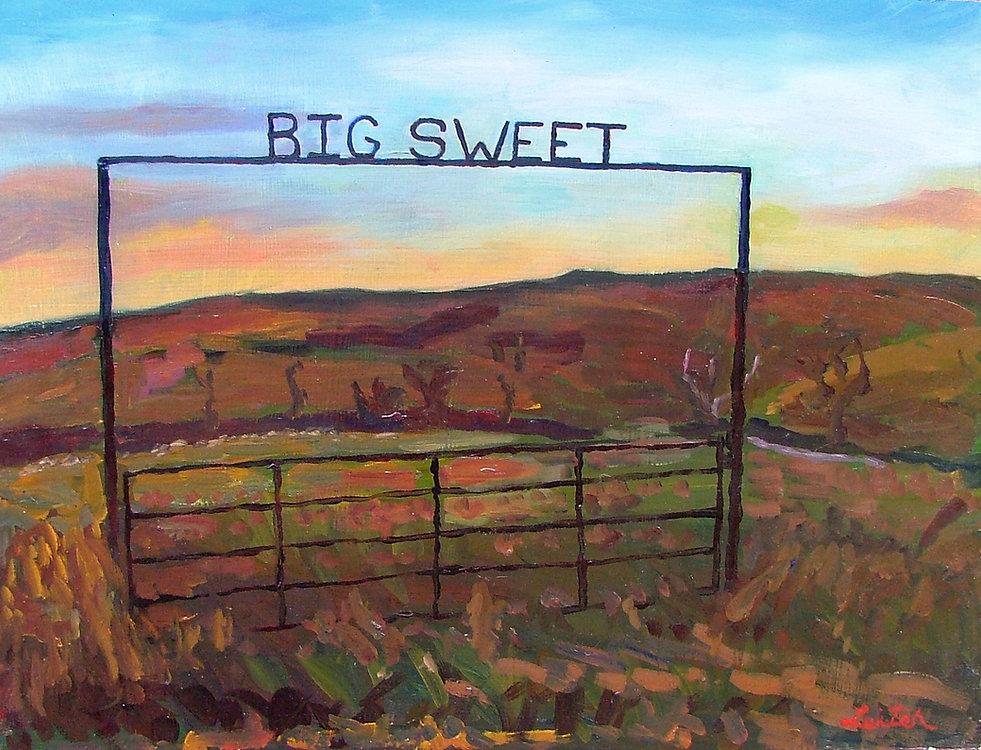 Big Sweet | Oil Painting | Nan Leiter | Artist, Painter