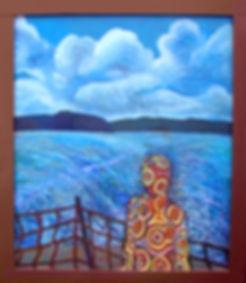 Target | Oil Painting | Nan Leiter | Artist, Painter