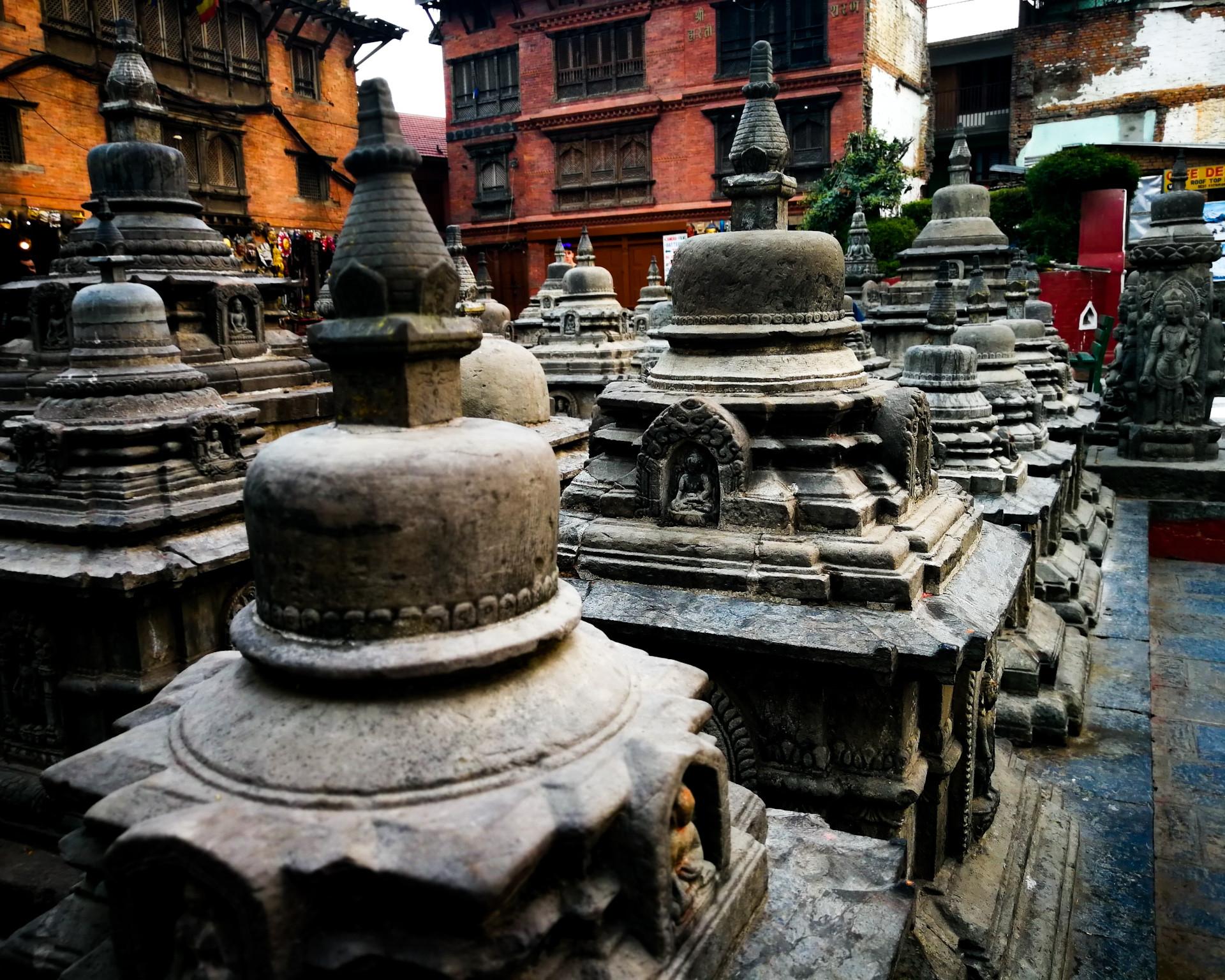 Monkey Tempel