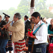 Musikfest Isla Santa Cruz