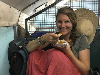 Zug von Gorakhpur nach Varanasi