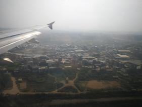 Anflug Kathamndu