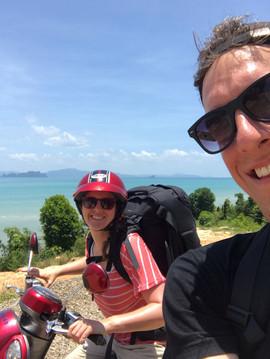 Moped Tour Ko Yao Yai