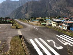 Flughafen Lukla