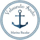 Veleando Ando logo
