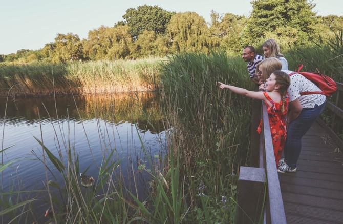 Clare & family | Lound Lakes