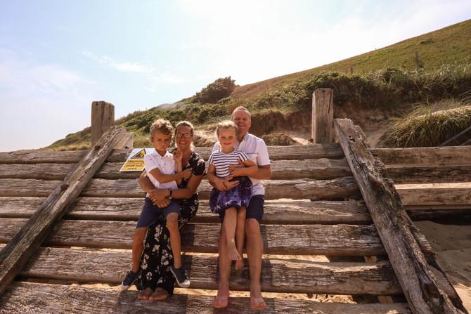 Hayley & family | Gorleston Beach