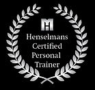Henselmans Certified PT Badge horizontal