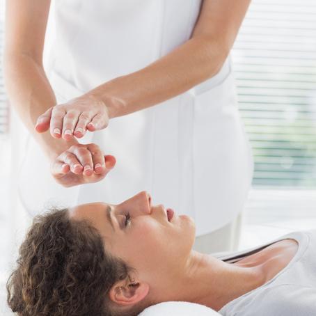 Reiki Infused Skincare