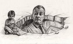 Vera Buggatti sketch @ Malta