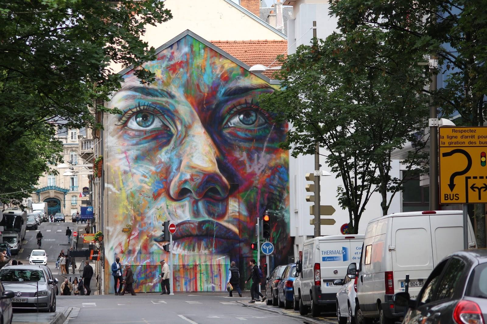 David Walker in Paris