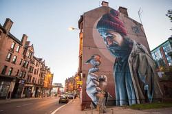 Smug in Glasgow