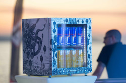 Event - Red Bull  Canvas cooler