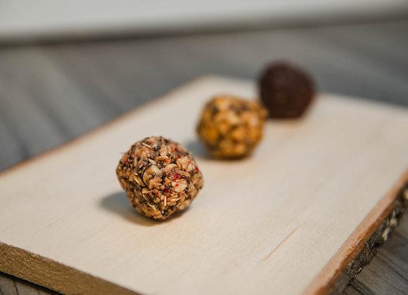 Peanut Butter & Chocolate Chip- Moon Balls