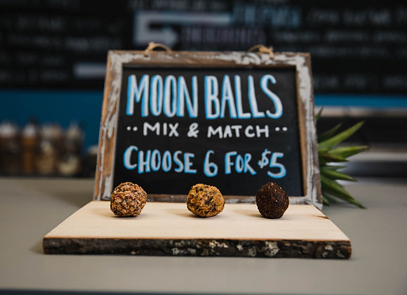 Mix & Match- Moon Balls
