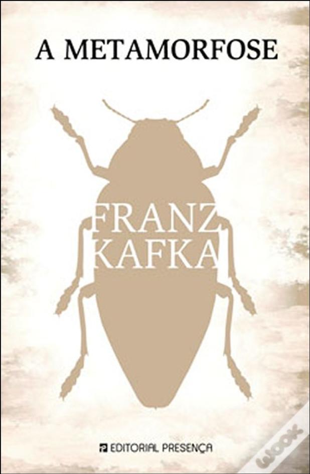 Dica cultural: Livro - A metamorfose de Franz Kafka
