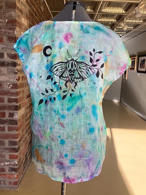 """Night Garden"" shirt"