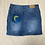 "Thumbnail: ""Tidal Waves"" denim skirt"