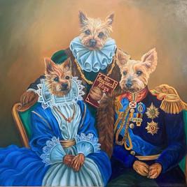 The Maynard Family Dogs