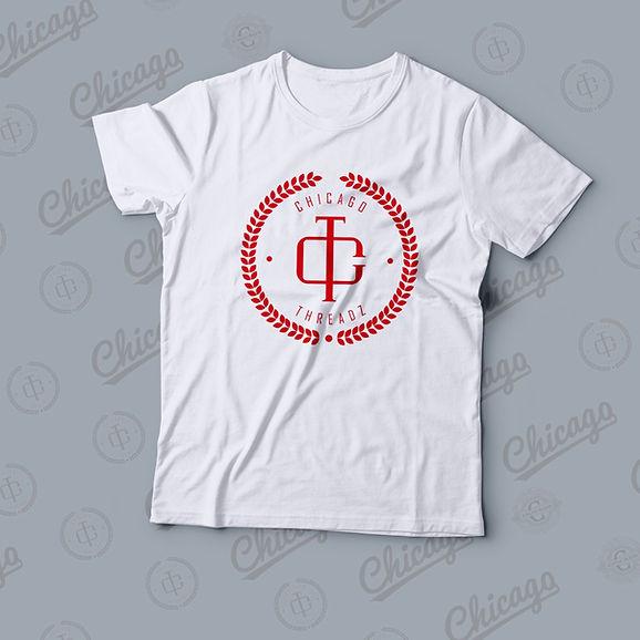 Chicago Threadz Logo T-Shirt
