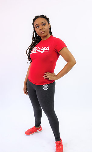 Chicago Threadz Fitted Chicago T-Shirt