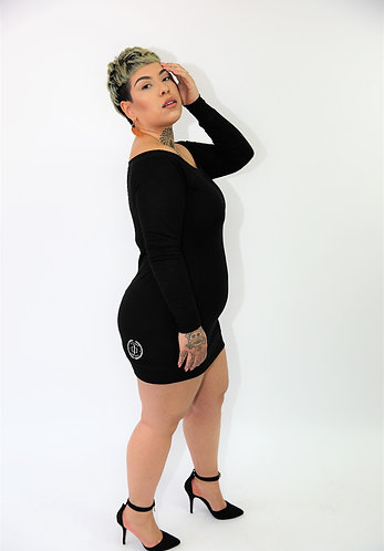 Chicago Threadz Lightweight Sweater Dress