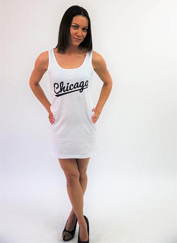 Chicago Threadz Jersey Tank Dress