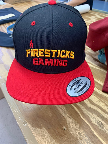 Fire Sticks GT Snapback