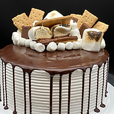 "7"" S'more Cake"