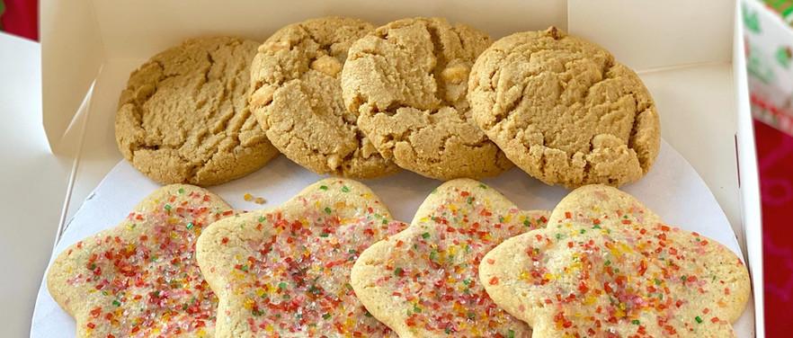 Gluten Free Cookie Box