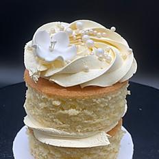 Mini Vanilla Cakes