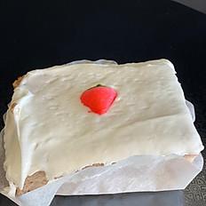 Strawberry Cake Bar