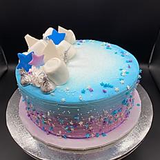 "8"" Works Cake"