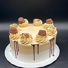 "7"" Chocolate Peanut Butter"