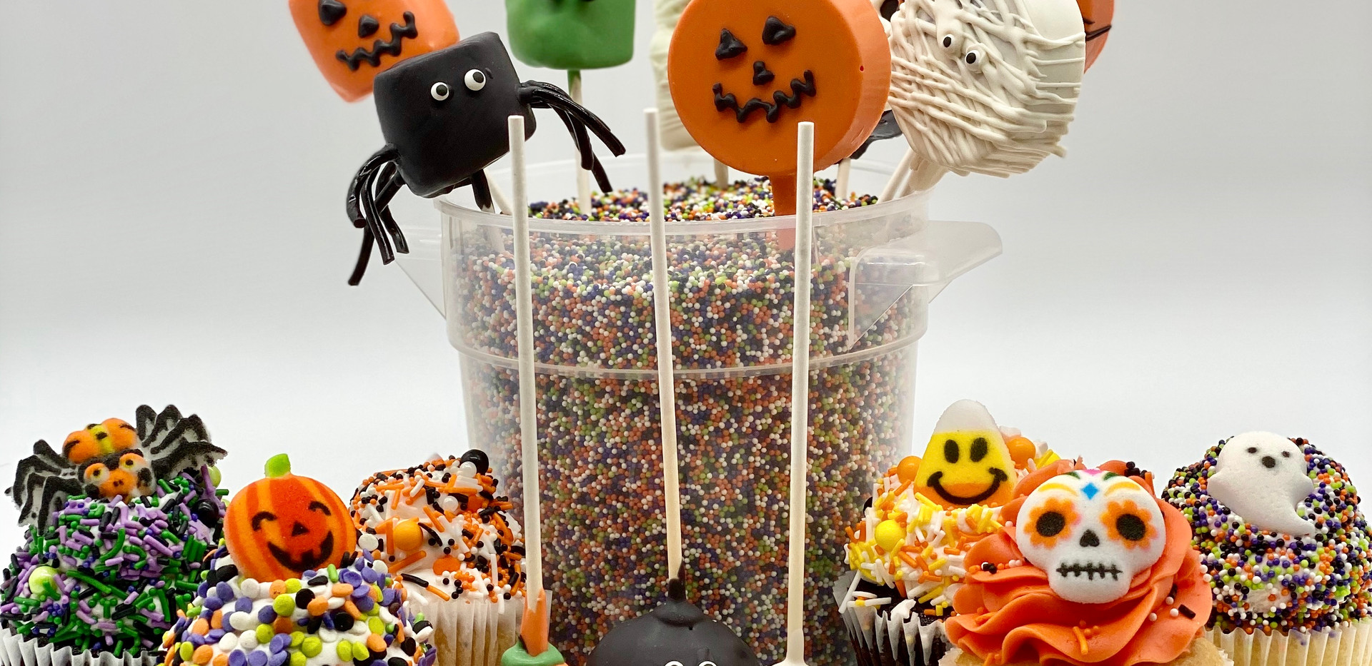 Halloween Theme Assorted Goodies