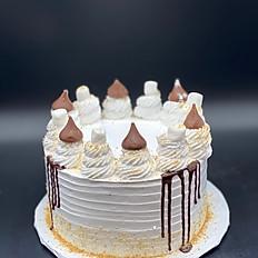 "6"" S'more Cake"