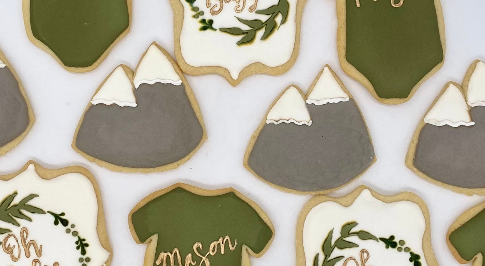 Royal Icing Sugar Cookies
