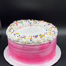 "7"" Strawberry Cake"