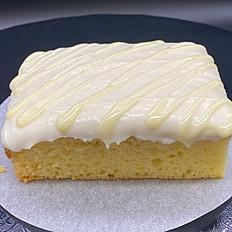 Gluten Free Lemon Bar Cake