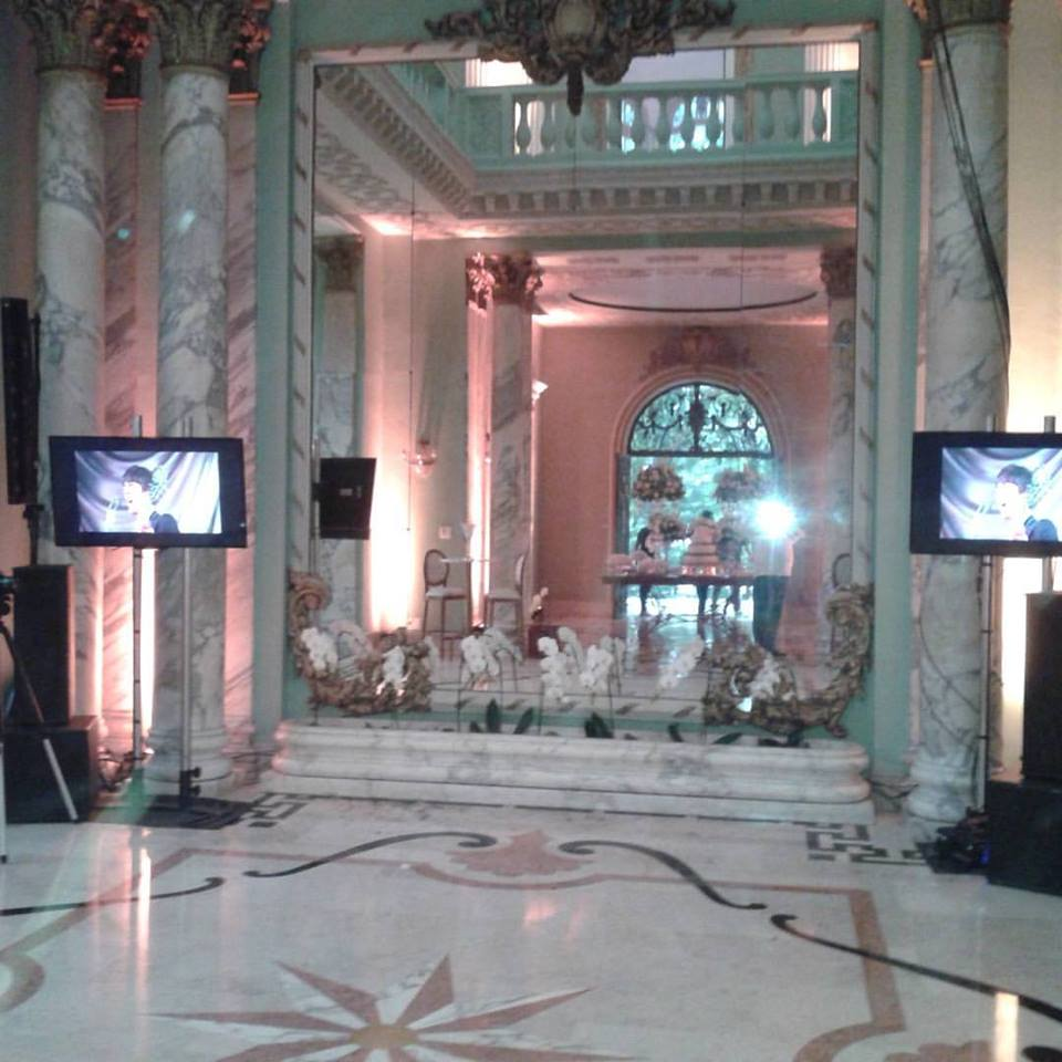 Palacio do Cedros Dj Renee Azeitona,