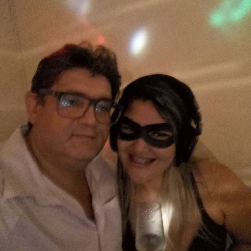 dj Renee azeitona e Mara Novaes